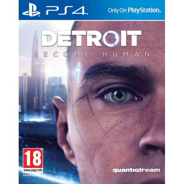 Detroit: Become Human (Magyar felirattal) (Megjelenés: 2018. 05. 25.)
