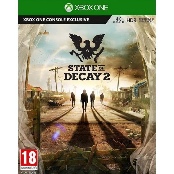State of Decay 2 (Megjelenés: 2018. 05. 22.)